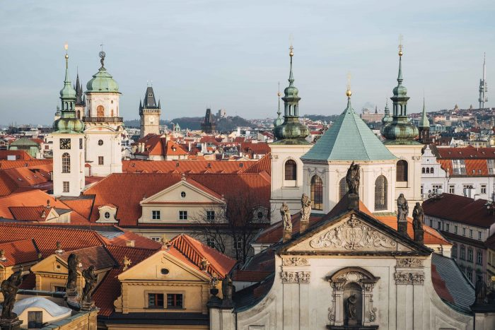 The old town of Prague, Stare Miasto | Mondomulia
