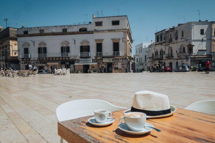 Ostuni, dubbed the Città Bianca (White City) is a UNESCO World Heritage Site   A 7-day Road Trip Through Puglia   Mondomulia