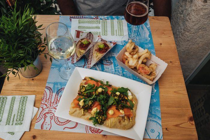 Tomarito restaurant in Polignano a Mare, Puglia   A 7-day Road Trip Through Puglia and Matera   Mondomulia