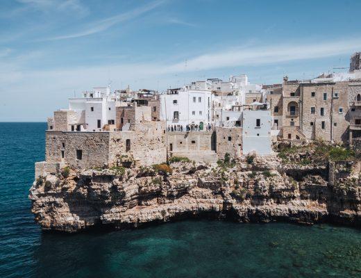 Polignano a Mare, Puglia | A 7-day Road Trip Through Puglia and Matera | Mondomulia