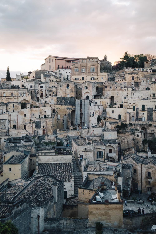 Sassi di Matera at night | Why Matera Should Be On Everyone's Bucket List | Mondomulia