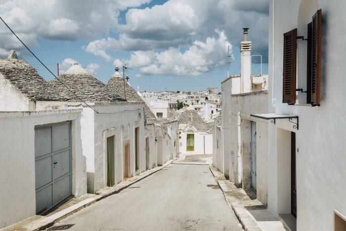 Trulli houses in the Unesco Heritage Site of Alberobello in Valle d'Itria   A 7-day Road Trip Through Puglia   Mondomulia