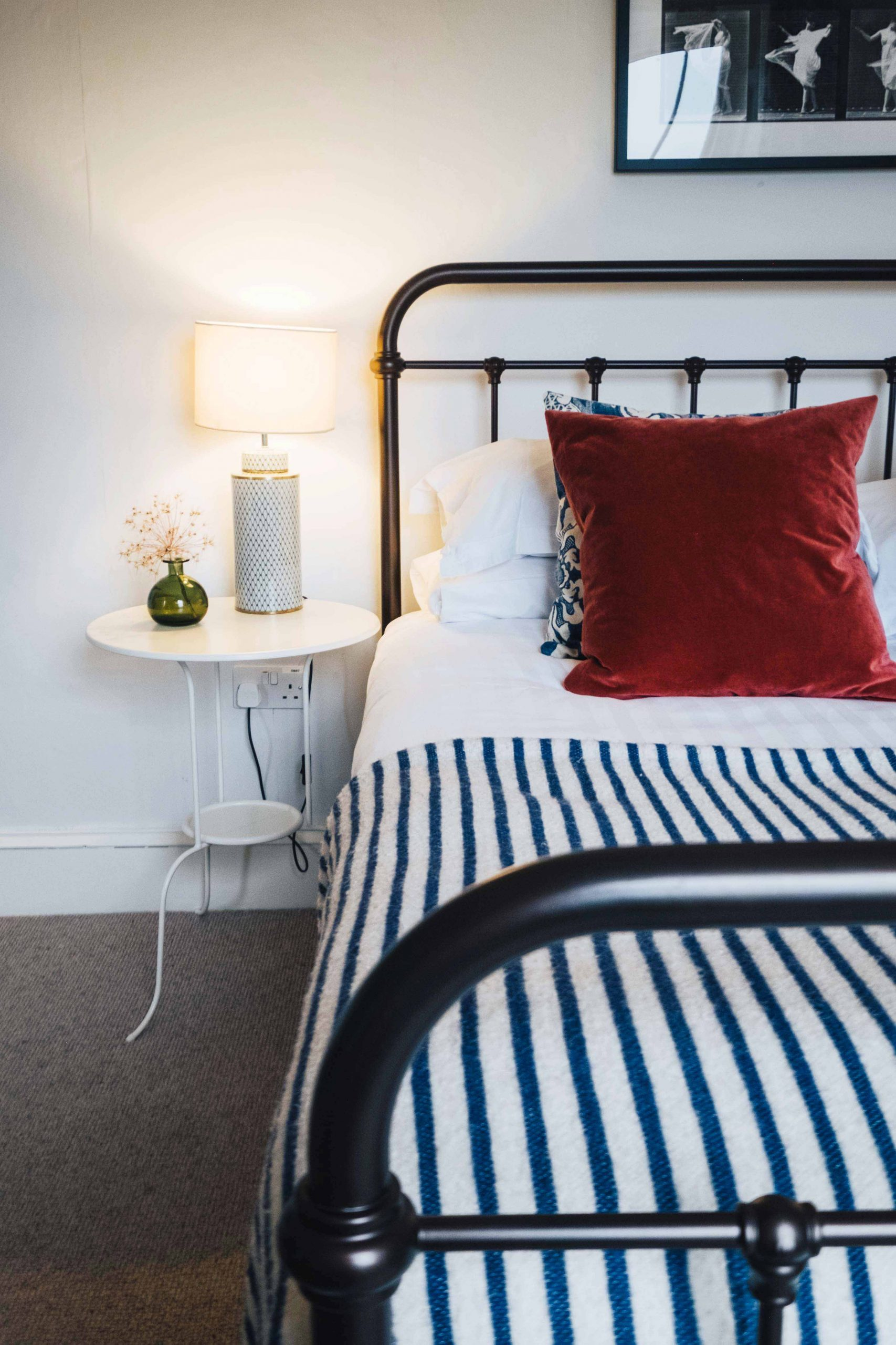 The Master Suite at Brownber Hall, a boutique guesthouse in Cumbria, north-west England | Mondomulia