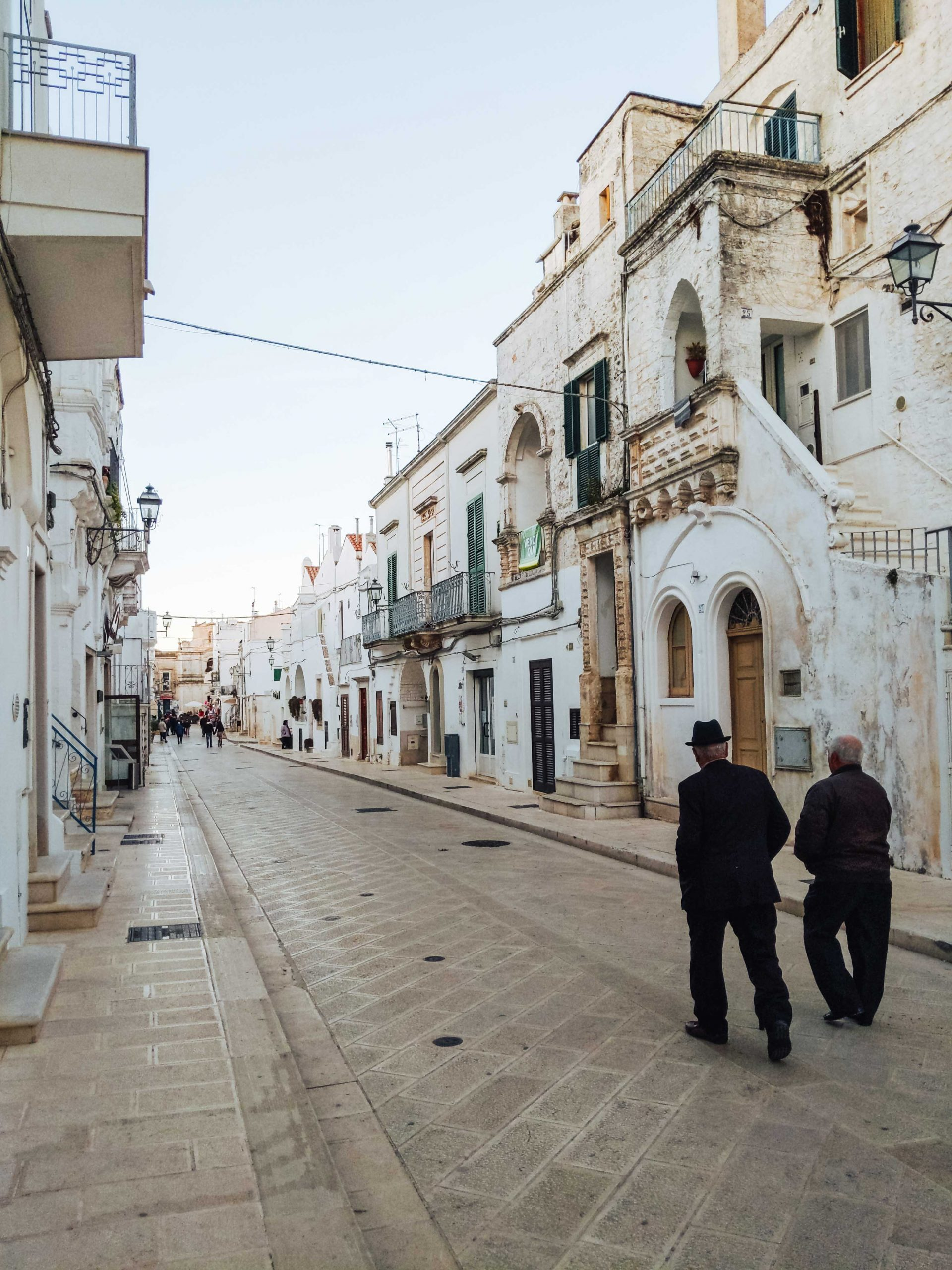 The old town of Cisternino in Valle d'Itria | A 7-day Road Trip Through Puglia | Mondomulia