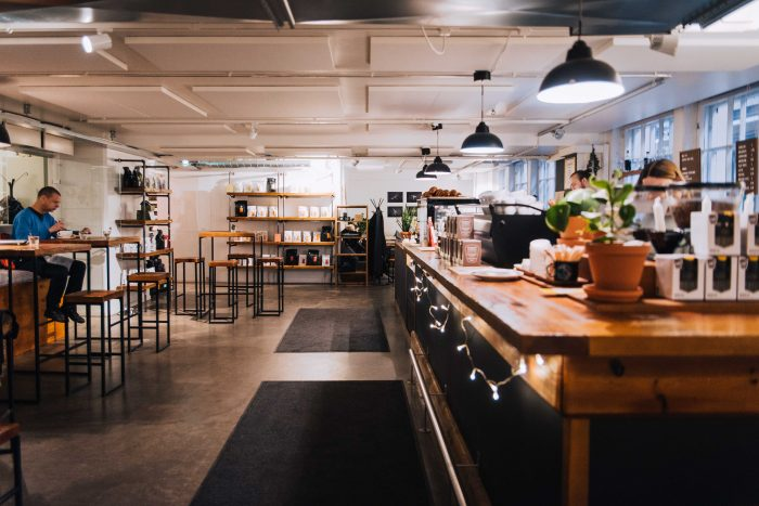Kaffa Roastery and Coffee Shop in Helsinki | What to do in Helsinki in winter by Mondomulia