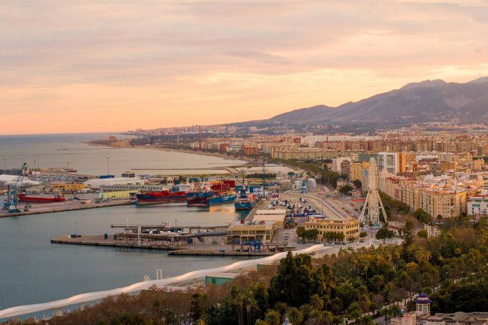 The port | How to spend a weekend in Malaga #mondomulia