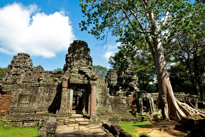 Angkor Wat archaeological site, Unesco World Heritage Site | Mondomulia