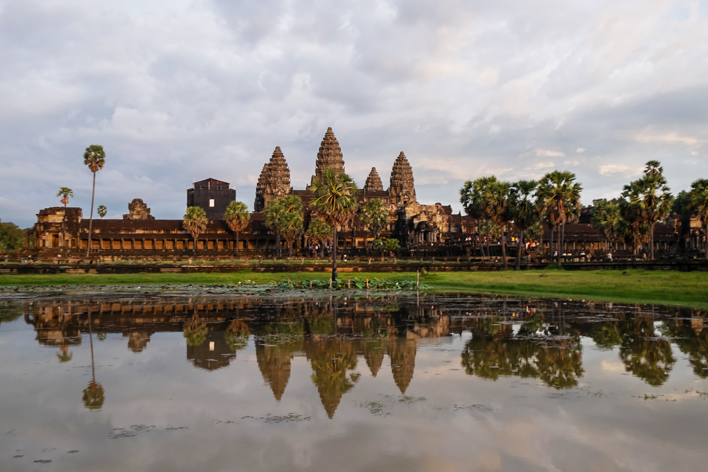 Angkor Wat, a Unesco World Heritage Site in Siem Reap, Cambodia | Mondomulia