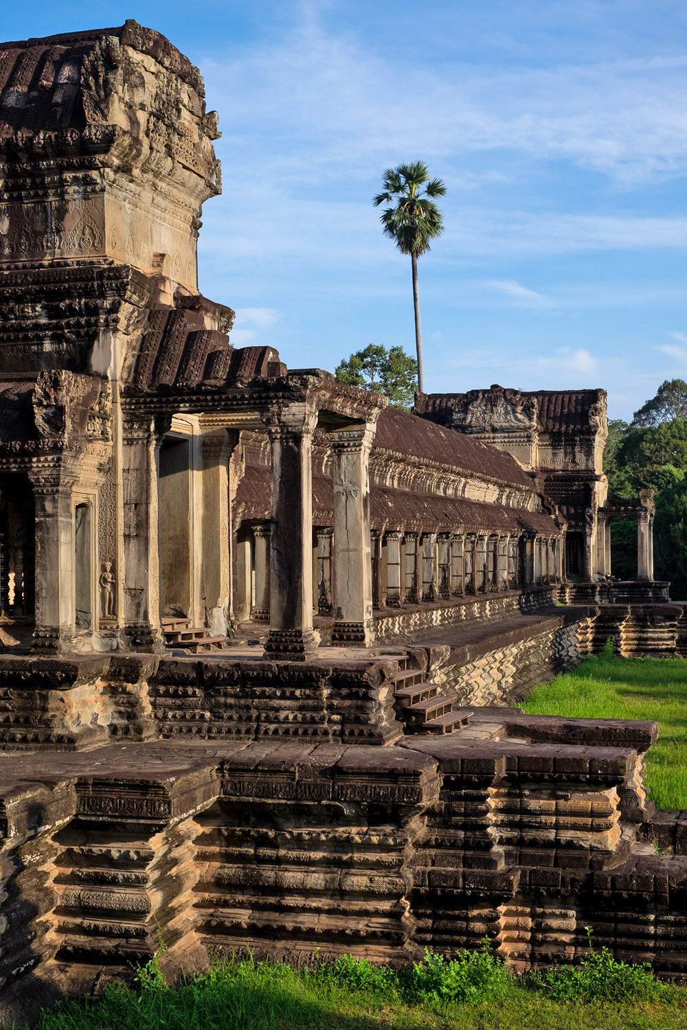 Angkor Wat, a Unesco World Heritage Site and the ultimate expression of the Khmer Empire | Siem Reap, Cambodia | Mondomulia
