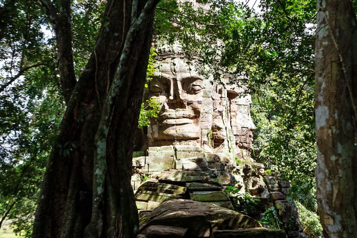Bayon Temple at Angkor Wat archaeological site, Unesco World Heritage Site | Mondomulia