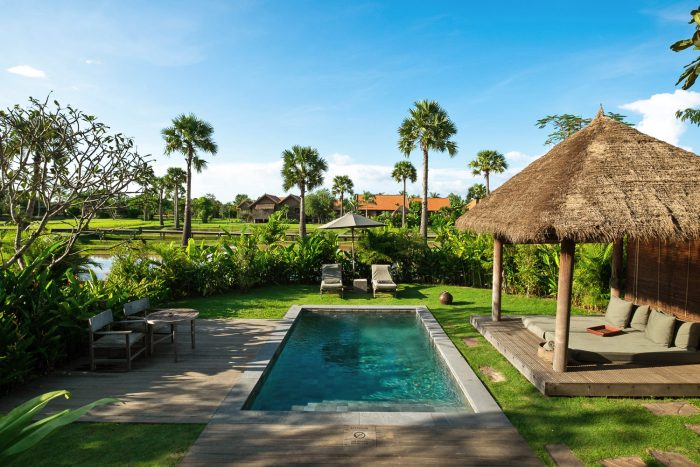 Private Villa at Zannier Hotels Phum Baitang resort in Siem Reap, Cambodia | Mondomulia