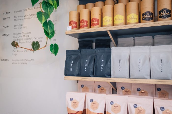 Rosslyn Coffee in London