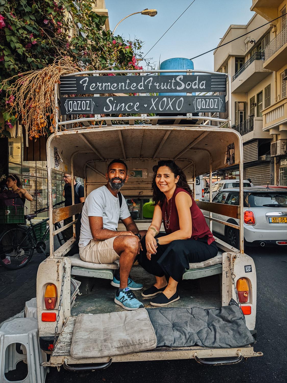 A food tour of Levinsky Market in Tel Aviv with Delicious Israel Tours | Mondomulia