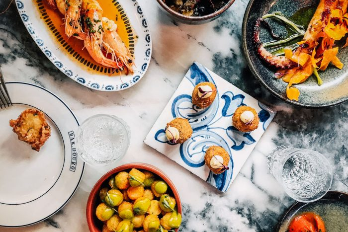Bar Douro Portuguese Restaurant London