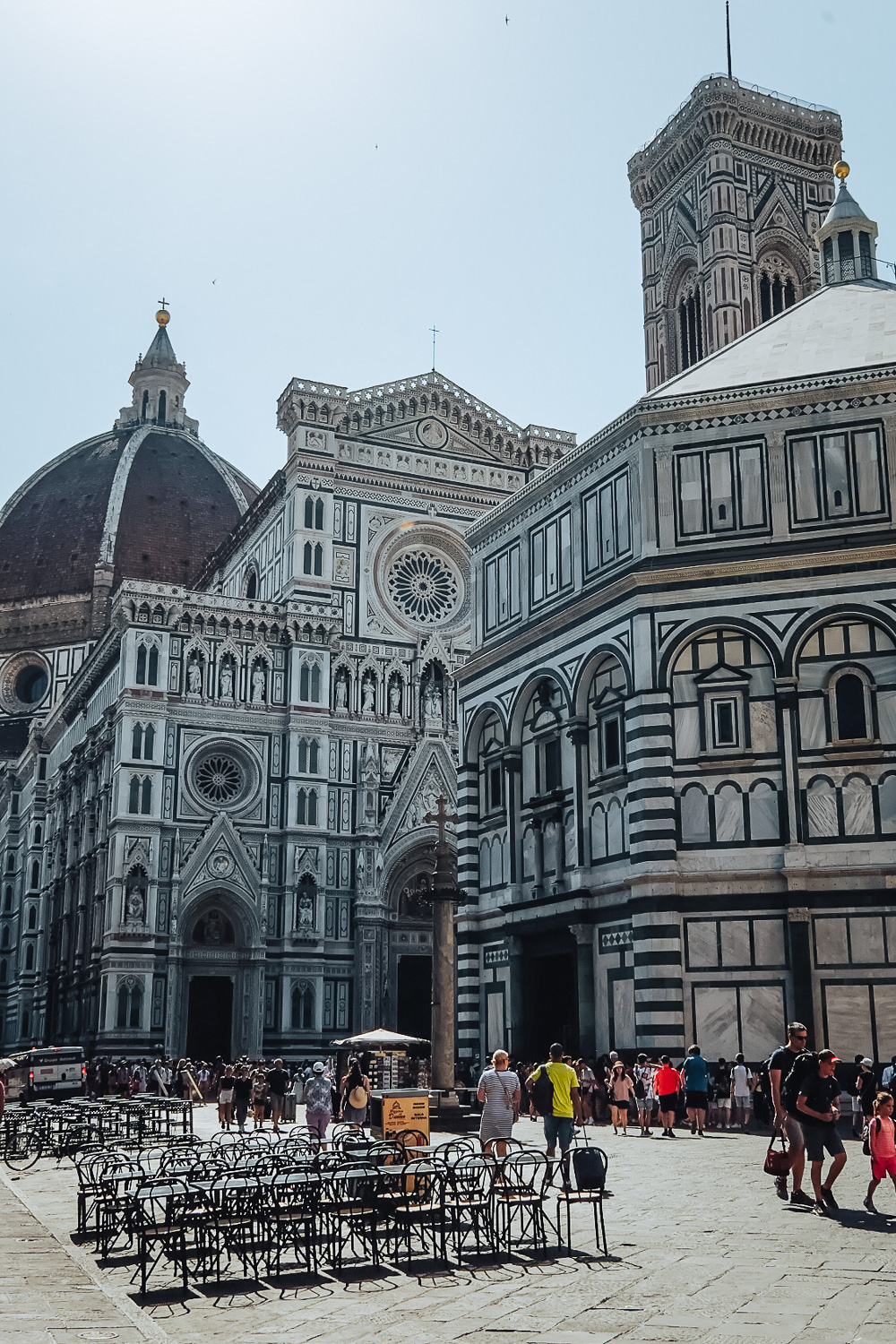 Cathedral of Santa Maria del Fiore in Piazza del Duomo | How to Spend 48 Hours in Florence | Tuscany, Italy | Mondomulia