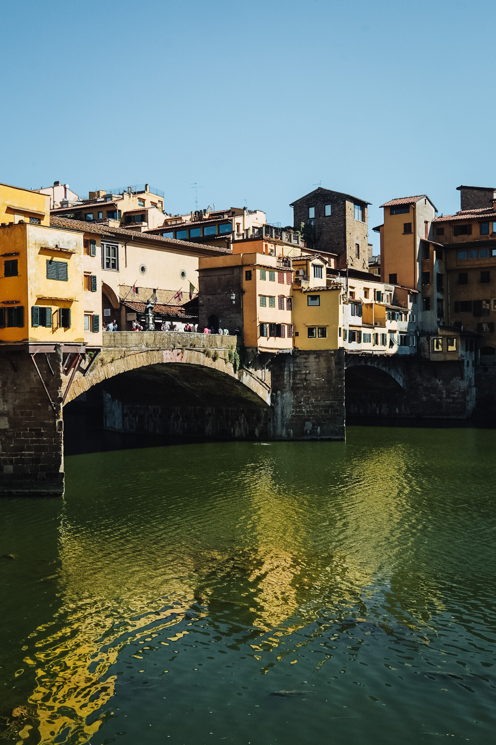 Ponte Vecchio | How to Spend 48 Hours in Florence | Tuscany, Italy | Mondomulia