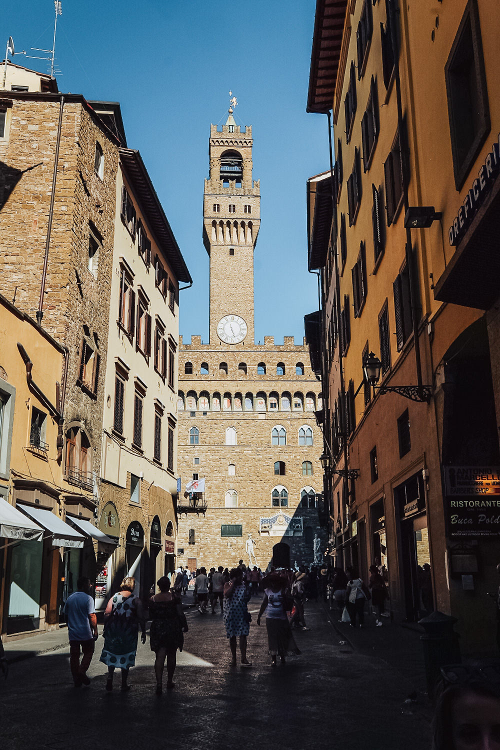 Palazzo Vecchio, the town hall of Florence | How to Spend 48 Hours in Florence | Tuscany, Italy | Mondomulia