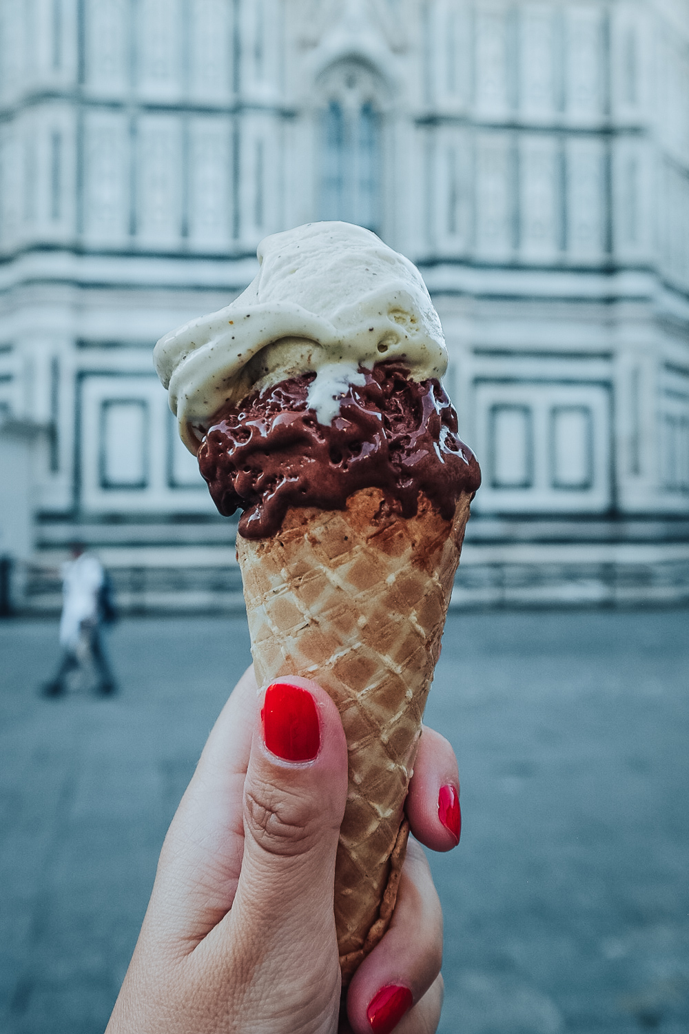 Gelateria Edoardo | How to spend 48 hours in Florence, Tuscany | Mondomulia