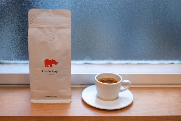 Kiss The Hippo speciality coffee