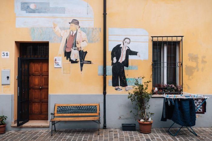 Borgo San Giuliano | Six Beautiful Towns you Must Visit in Emilia Romagna | Mondomulia