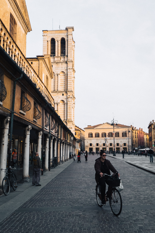 Piazza Trento and Ferrara's Cathedral   Six Beautiful Towns you Must Visit in Emilia Romagna   Mondomulia