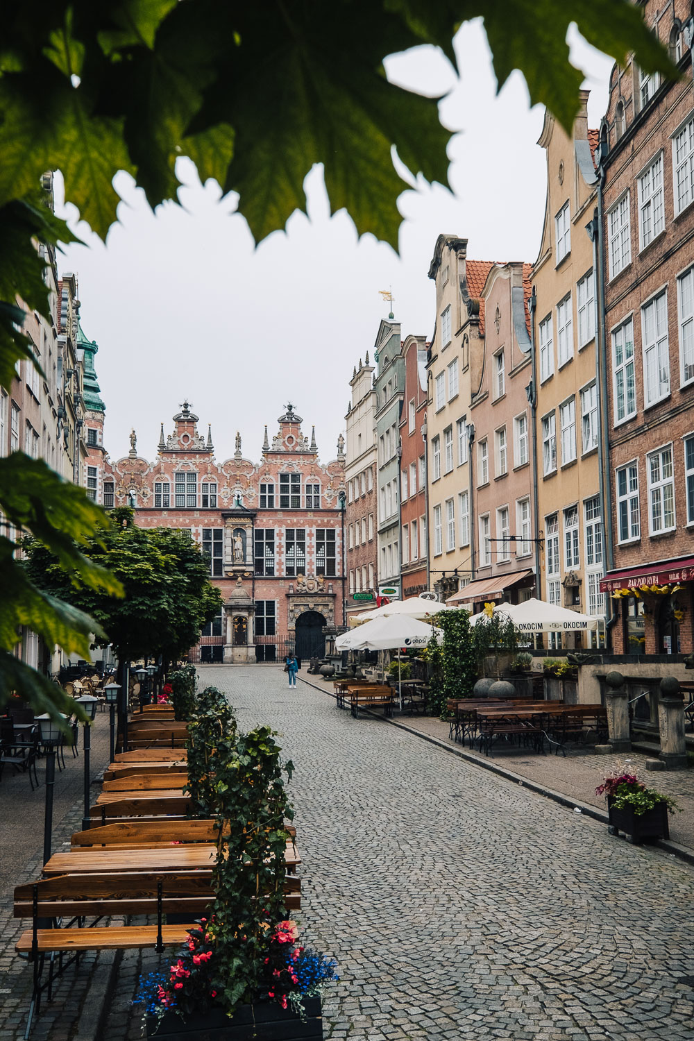 Ulica Piwna (Beer Street) in Gdansk | Things to do in 48 hours in Gdansk, Poland
