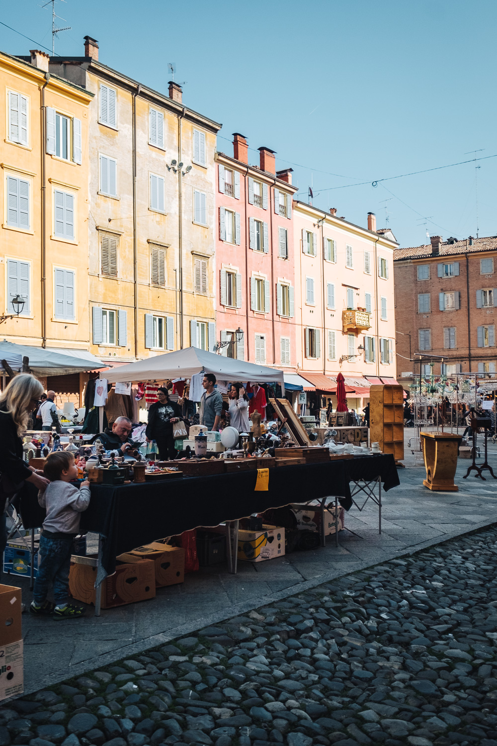 The historical city centre of Modena   Six Beautiful Towns you Must Visit in Emilia Romagna   Mondomulia