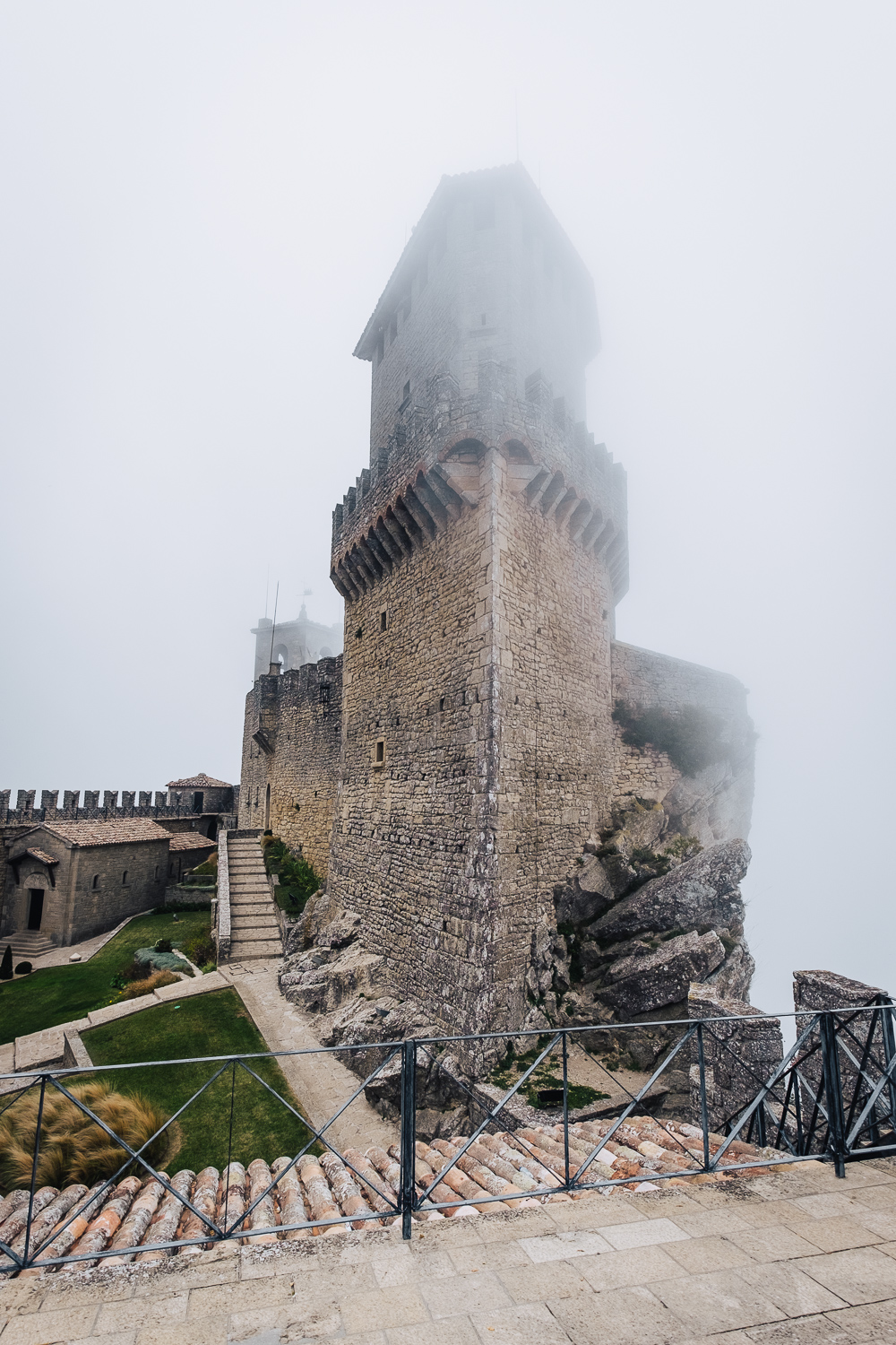 The Three Towers of San Marino in San Marino | Six Beautiful Towns you Must Visit in Emilia Romagna | Mondomulia