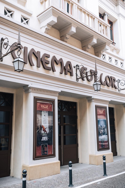 Cinema Fulgor, a cinema dedicated to Italian film director Federico Fellini | Six Beautiful Towns you Must Visit in Emilia Romagna | Mondomulia