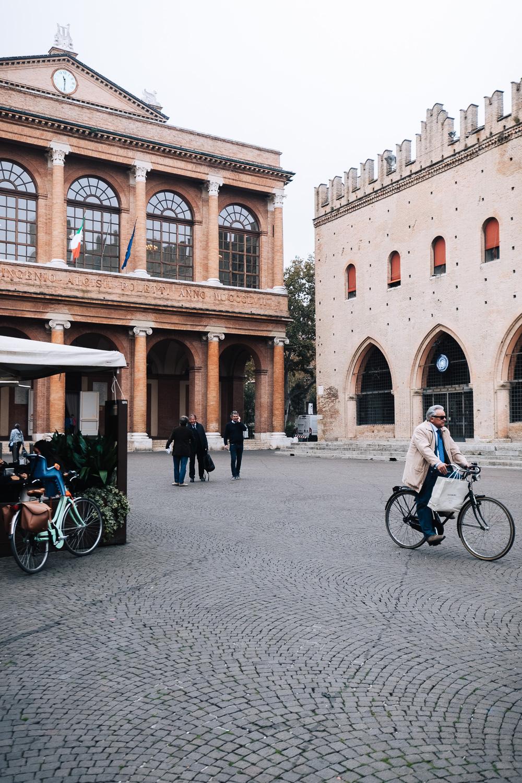 Piazza Tre Martiri, Rimini's historical centre | Six Beautiful Towns you Must Visit in Emilia Romagna | Mondomulia