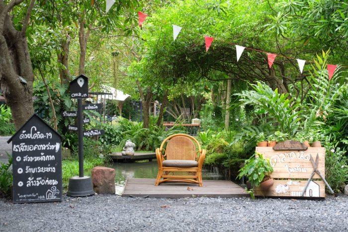 Baan 1000 Mai Café & Farm in Bangkok