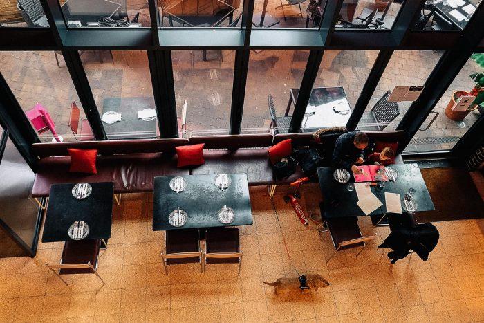 Tel Aviv inspired restaurant Bala Baya in Southwark, London UK