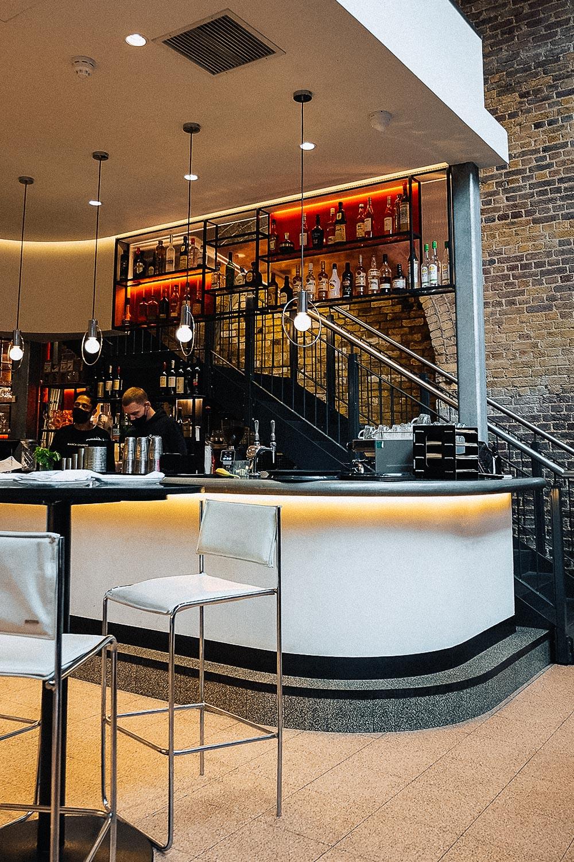 Brunch at Tel Aviv inspired restaurant Bala Baya in Southwark, London UK