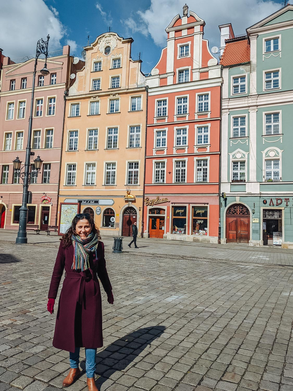 A visit to Rynek Old Market Square in Wroclaw, Poland