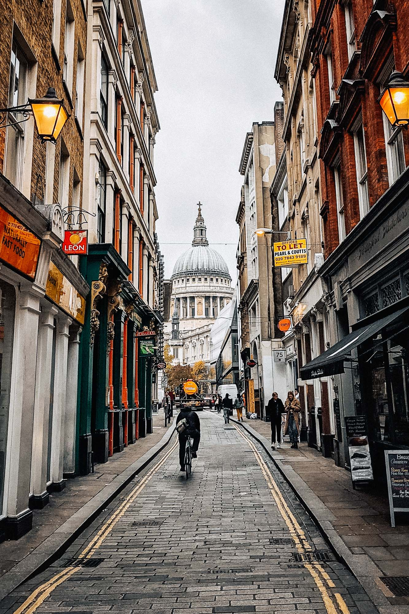 St Paul's Cathedral in the City of London, England
