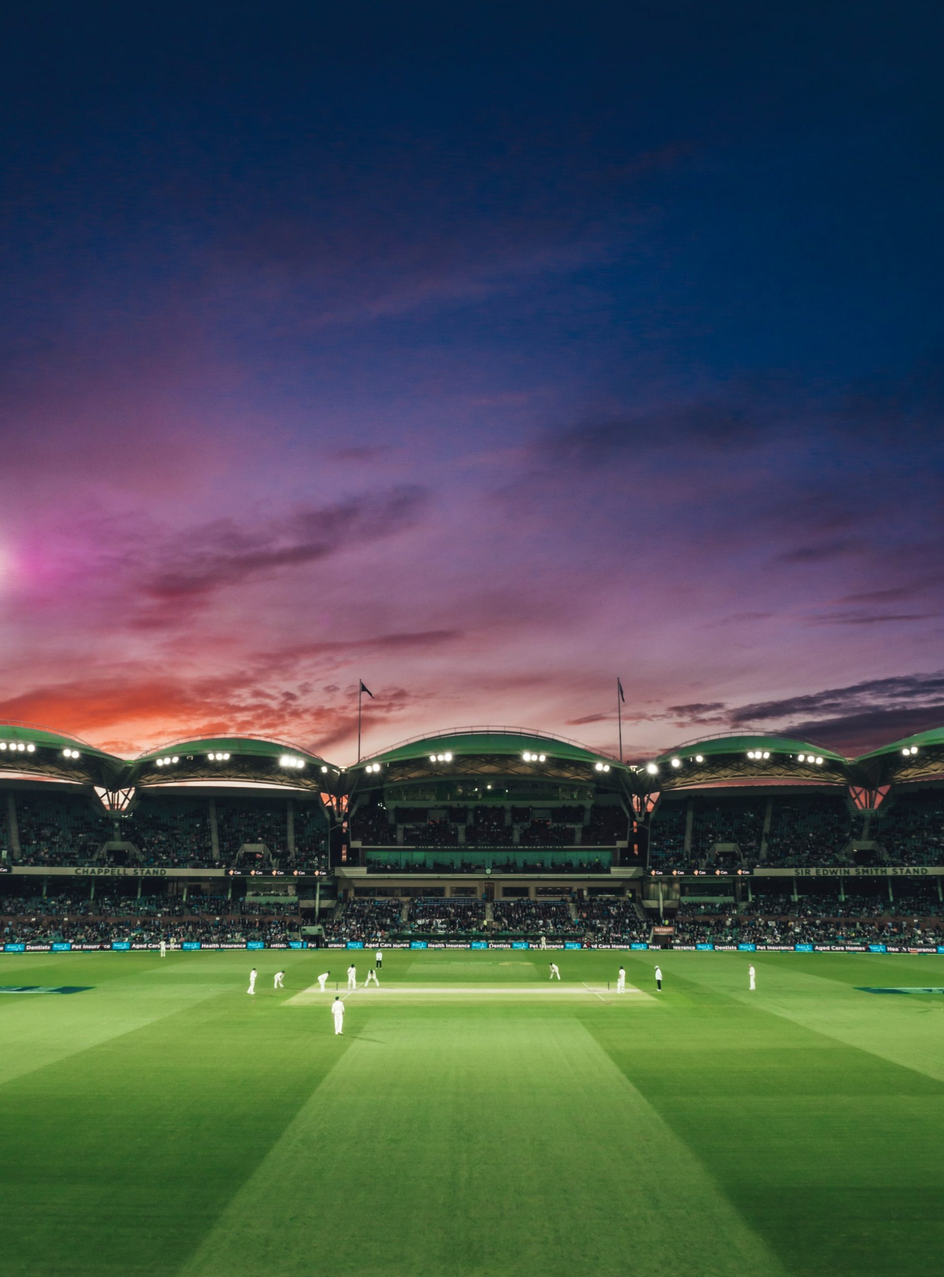 Adelaide Oval, North Adelaide, Australia