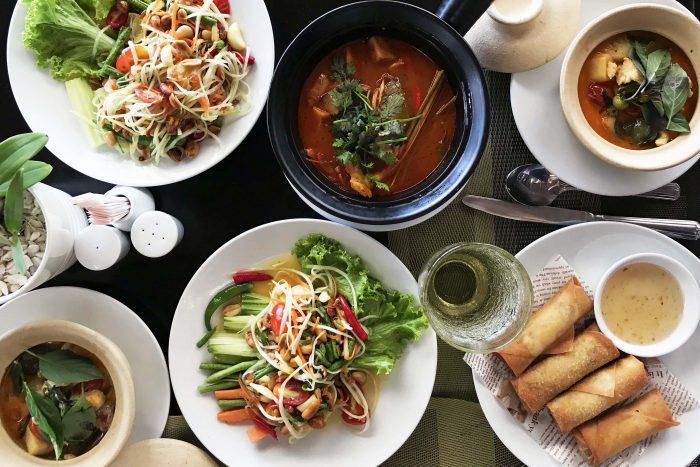 Thai food cooking class at Amari Phuket resort in Thailand