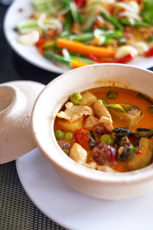 Tom Yum Goong, Thai prawn soup