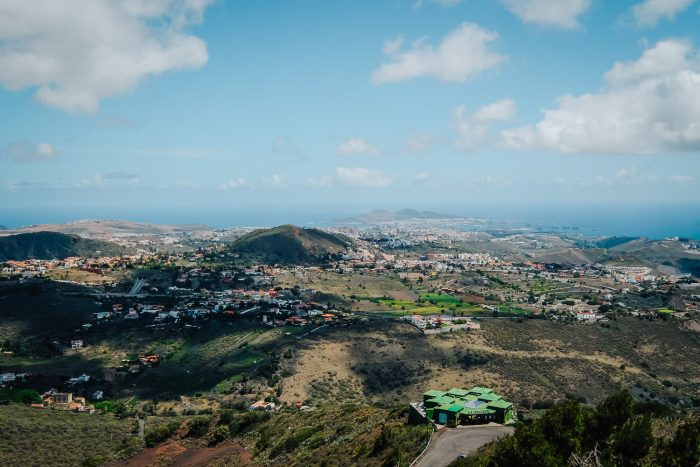 Gran Canaria offers a varied landscape of golden sand beaches, rolling hills, and mountain peaks | Canary Islands, Spain