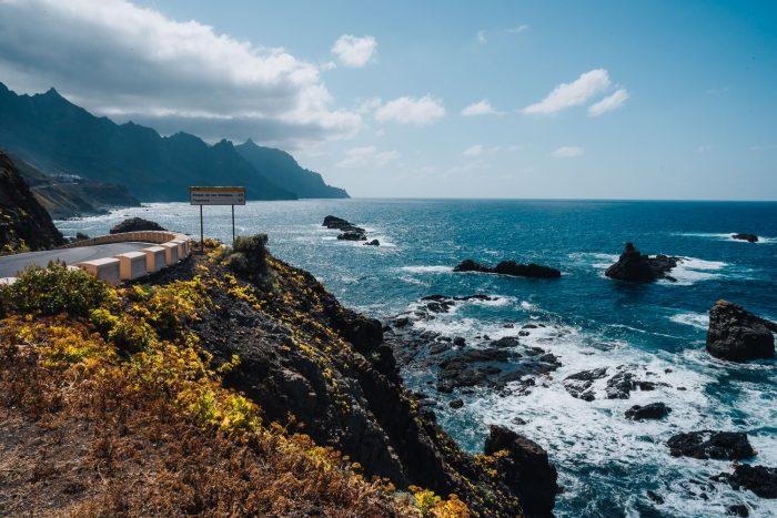 Anaga Rural Park, Tenerife North Coast, Canary Islands