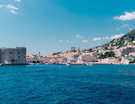 Dubrovnik, the pearl of the Adriatic, Croatia
