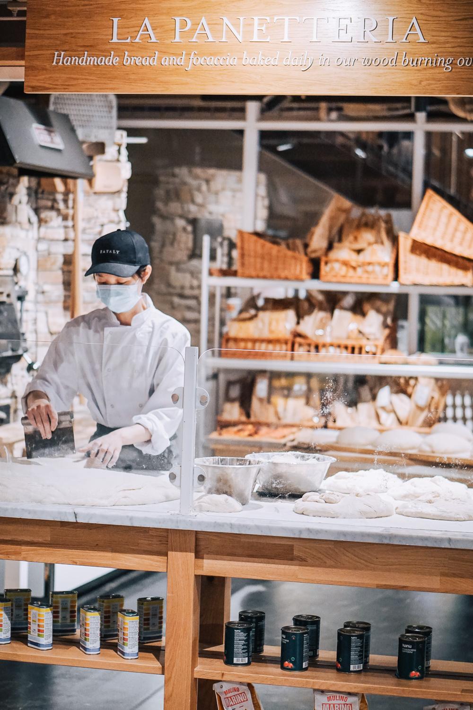 True Italian Taste: Eataly supermarket in London, UK